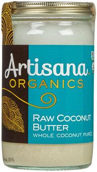 Artisana COCONUT BUTTER, OG2, RAW, (Pack of 6)