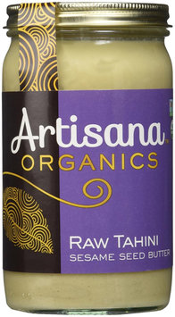 Artisana TAHINI, OG2, RAW, (Pack of 6)