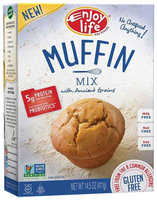 Enjoy Life MUFFIN BAKING MIX, GF, (Pack of 6)