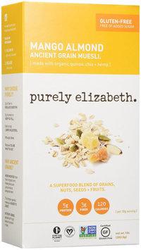 Purely Elizabeth Ancient Grain Muesli Mango Almond 10 oz - Vegan