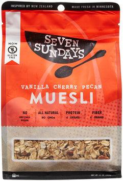 Seven Sundays Muesli Vanilla Cherry Pecan - 12 oz