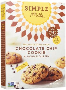 Simple Mills Almond Flour Cookie Mix Cchp Gluten Free (6x8.4Oz)