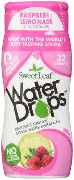 SweetLeaf Raspberry Lemon Waterdrops, 2.16 Ounce