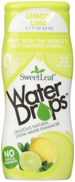 SweetLeaf Lemon Lime Waterdrops, 2.16 Ounce