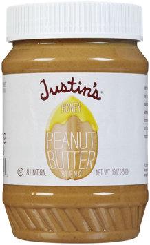 Justin`S Peanut Butter Honey 16 Oz -Pack of 6