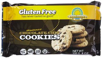 Kinnikinnick Foods Chocolate Chip Cookies - 6 Packages (8 oz ea)