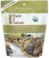 Made In Nature Organic Sun-Dried & Unsulfured Calimyrna Figs, 7 oz