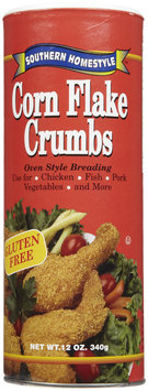 Southern Homestyle Corn Flake Crumbs, 12 oz