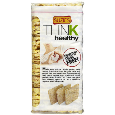Suzies Suzie's Corn, Quinoa & Sesame Thin Cakes, 4.5 oz - 1 ct.