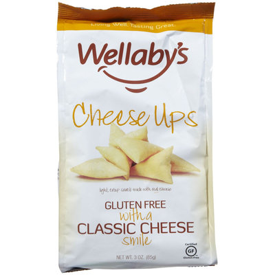 Wellaby's Gluten Free Classic Cheese Ups, 3 oz - 1 ct.