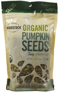 Woodstock Farms - Organic Pumpkin Seeds - 11 oz.