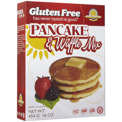 Kinnikinnick Pancake & Waffle Mix, 16 oz