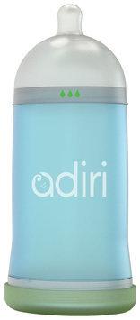 Adiri AD631SP Nurser Baby Bottle Medium, Blue