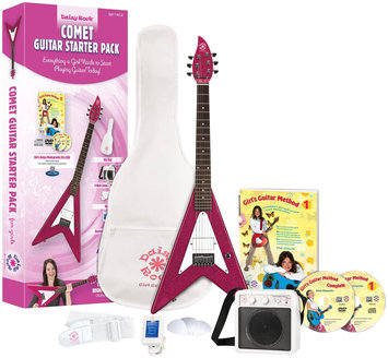Daisy Rock Comet Electric Short Scale Starter Pack