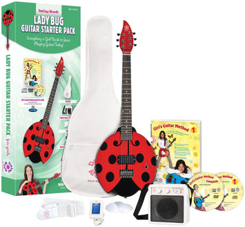 Daisy Rock Lady Bug Electric Short Scale Starter Pack