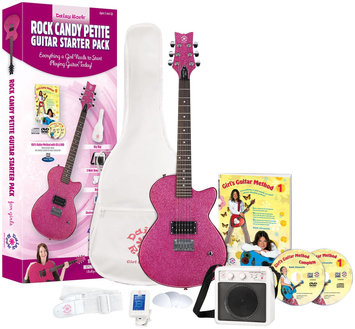 Daisy Rock Rock Candy Electric Short Scale Starter Pack