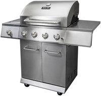 Dyna-Glo 4-Burner Gas BBQ Grill
