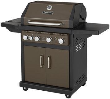 Dyna-Glo 4-Burner Gas BBQ Grill with Side Burner