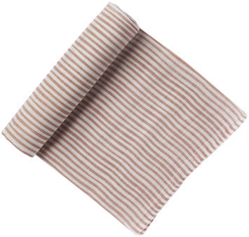 Pehr Designs Stripe Swaddle Light Pink - 1 ct.