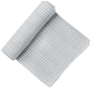 Pehr Designs Stripe Swaddle Light Blue - 1 ct.