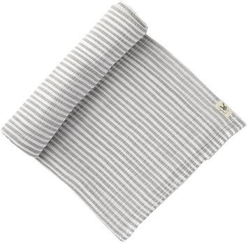 Pehr Designs petit pehr Stripe Swaddle - Grey