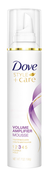 Dove Style+Care Volume Amplifier Mousse