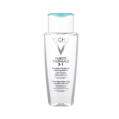 VICHY LABORATORIES PURETE THERMALE 3in1 One Step Cleansing Micellar Solution