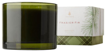 Thymes Frasier Fir Poured 3 Wick Candle