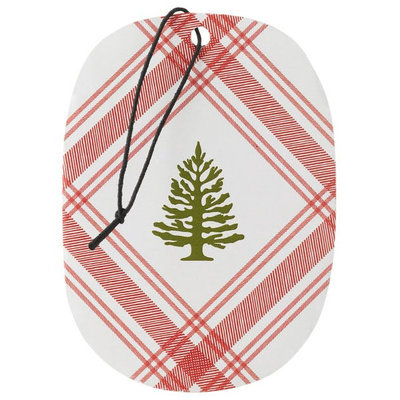 Thymes Frasier Fir Decorative Sachet - Holiday Siberian Fir Cedarwood Fragrance