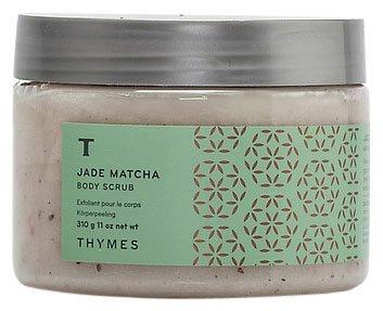 Thymes Jade Matcha Body Scrub