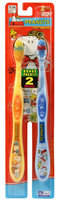 Dr. Fresh Peanuts 2 Pk Toothbrush