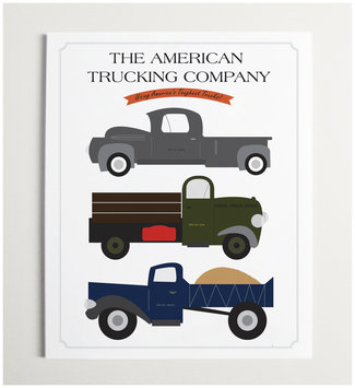ModernPOP American Trucking Company - 1 ct.
