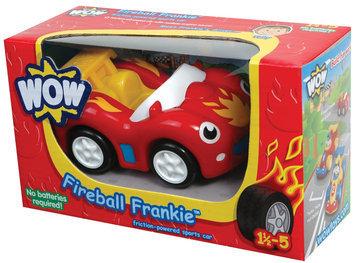 WOW Fireball Frankie - Racing Cars (2 Piece Set)