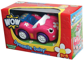 WOW Dynamite Daisy - Racing Cars (2 Piece Set)