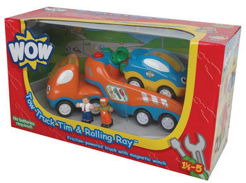 WOW Toys: Tow Truck Tim & Rolling Ray