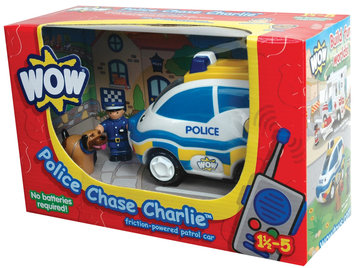 WOW Police Chase Charlie - Emergency (3 Piece Set)