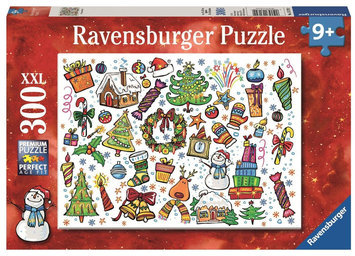 Ravensburger Christmas Fun! 300 pc Puzzle - 1 ct.