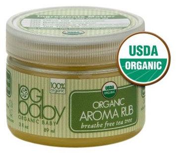 OGbaby Breathe Free Tea Tree Organic Aroma Rub
