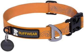 Ruffwear Headwater Dog Collar Orange Sunset, M