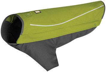 Ruffwear Cloud Chaser Soft Shell Dog Jacket-ForestGreen-S
