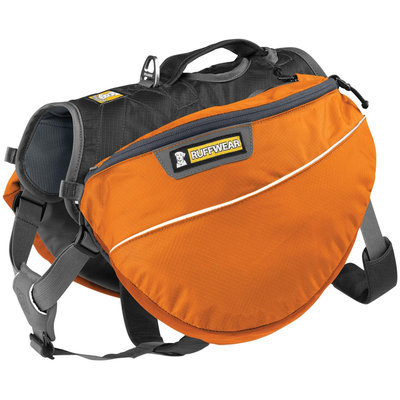 Ruffwear Approach Dog Pack Campfire Orange, S