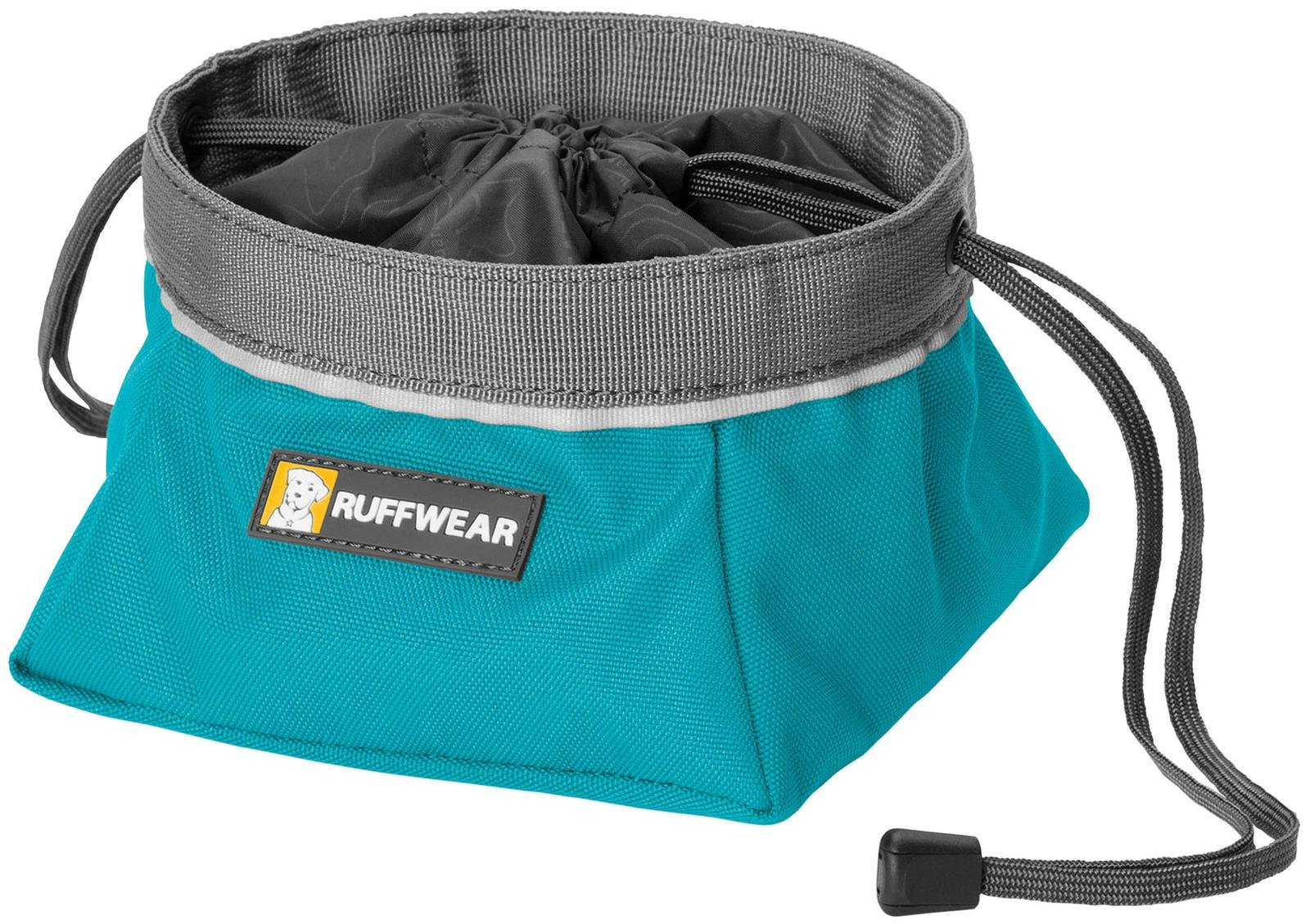 Ruffwear Quencher Cinch Top Dog Bowl, Medium