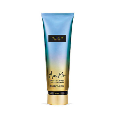 Victoria's Secret Aqua Kiss Fragrance Lotion