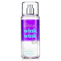 Victoria's Secret Beauty Rush Wink Wink Flirty Blackberry And Sparkling Violet Fragrance Mist