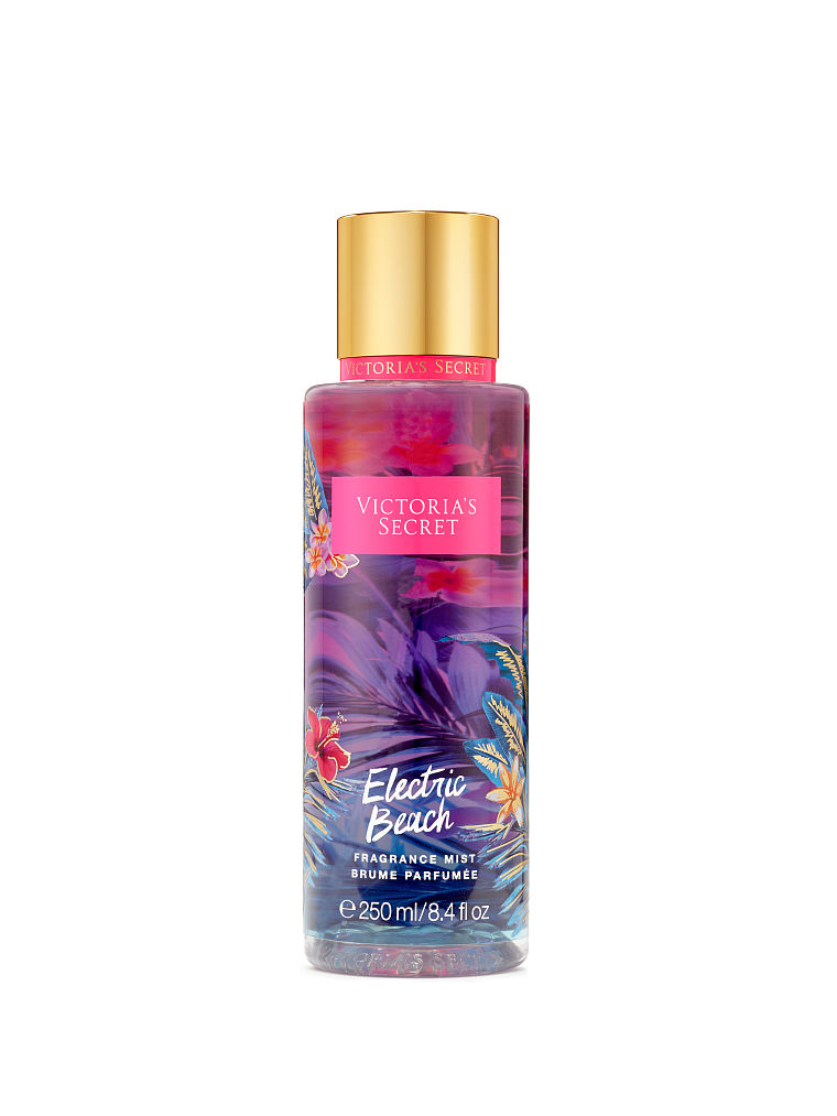 Victoria's Secret Neon Paradise Electric Beach Fragrance Mist