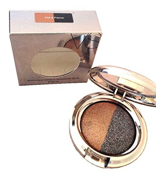Victoria's Secret Shimmer Fab And Fierce Shadow Duo