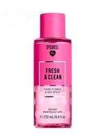 Victoria's Secret Pink Fresh And Clean Body Mist
