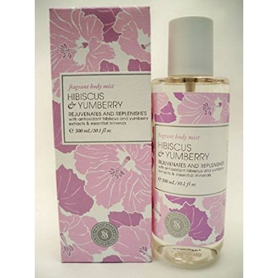 Victoria's Secret Hibiscus And Yumberry Body Mist