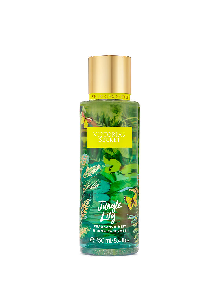 Victoria's Secret Neon Paradise Jungle Lily Fragrance Mist