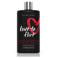 Victoria's Secret Love To Flirt Massage Oil